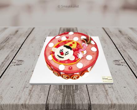 De Bumba-taart als themagebak door patisserie en chocolaterie Smaakkunst te Roeselare