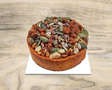 De nuts uit het assortiment standaard taarten van Smaakkunst Roeselare