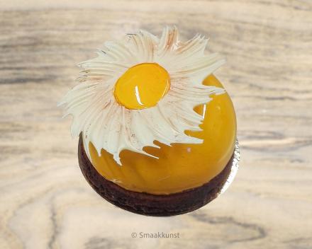 De sparkling uit het assortiment standaard taarten van Smaakkunst Roeselare